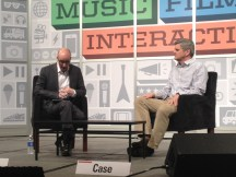 Even Steve Case does sharing